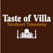INDIAN takeaway Borehamwood WD6 Taste Of Villa logo