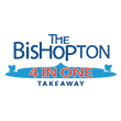 FISH & CHIPS takeaway Bishopton  PA7 The Bishopton 4 in 1 Takeaway logo