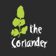INDIAN takeaway Barbican EC1A The Coriander logo