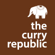 INDIAN takeaway Wootton Wawen B95 The Curry Republic logo