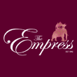 INDIAN takeaway Whitechapel E1 The Empress logo