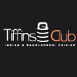 INDIAN, BANGLADESHI takeaway Stoke Newington N16 Tiffins Club logo
