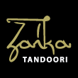 INDIAN takeaway Galashiels TD1 Zaika Tandoori logo