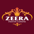 INDIAN takeaway Uckfield TN22 Zeera Indian Cuisine logo