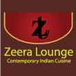 INDIAN takeaway  PO21 Zeera Lounge logo