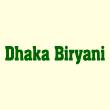 INDIAN takeaway Stepney Green E1 Dhaka Biryani logo