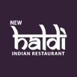 INDIAN takeaway Horsham RH13 New Haldi Indian Restaurant logo