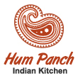 INDIAN takeaway Shoreditch E1 Hum Panch logo