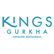 NEPALESE takeaway Kings Hill ME19 Kings Gurkha logo