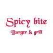 FAST FOOD, GRILL, HALAL takeaway East Acton W12 Spicy Bite Burger and Grill logo