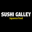 JAPANESE takeaway Isle of Dogs E14 Sushi Galley logo