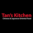 CHINESE, JAPANESE takeaway Redbridge IG1 Tans kitchen Ilford logo