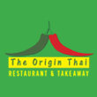 THAI takeaway Shadwell E1 The Origin Thai logo