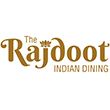 INDIAN takeaway Marylebone W1U The Rajdoot logo