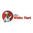 ENGLISH takeaway Bagshot GU19 White Hart logo