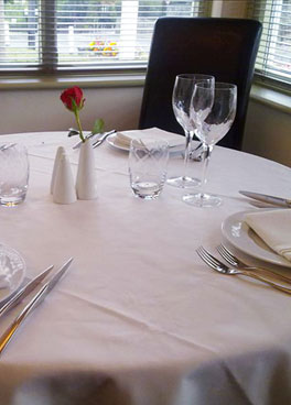 Reserve a table at The Raj Mahal Indian Restaurant Kinross KY13